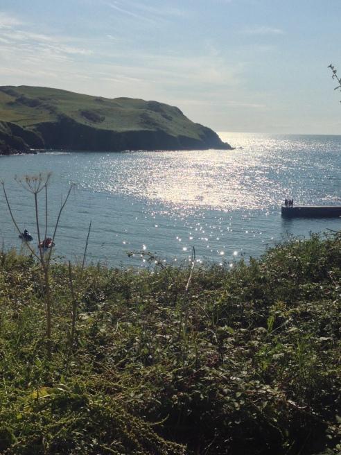 Beautiful Devon Bay
